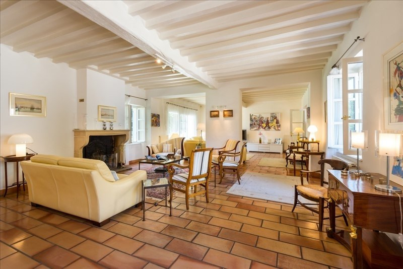 Verkauf von luxusobjekt haus Vienne 990000€ - Fotografie 5
