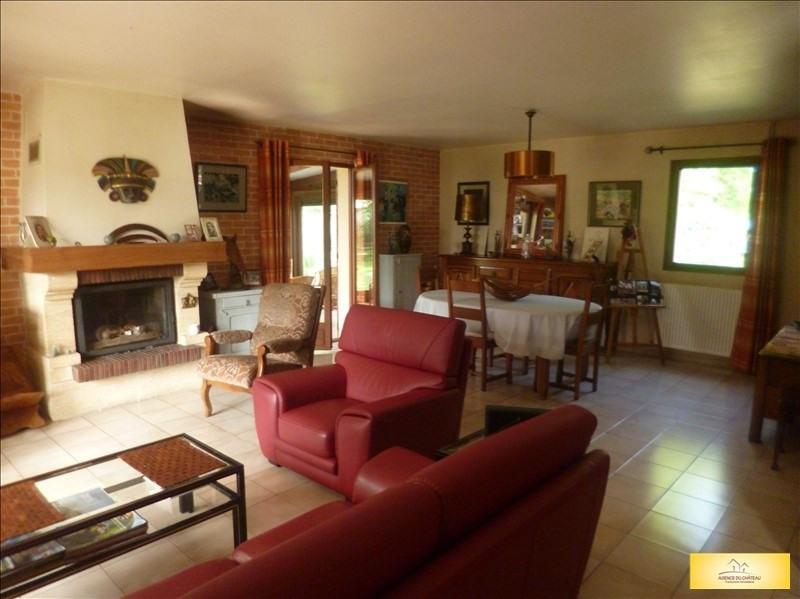 Vente maison / villa Freneuse 287000€ - Photo 2