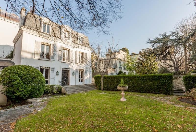 Vente de prestige maison / villa Neuilly sur seine 3450000€ - Photo 1