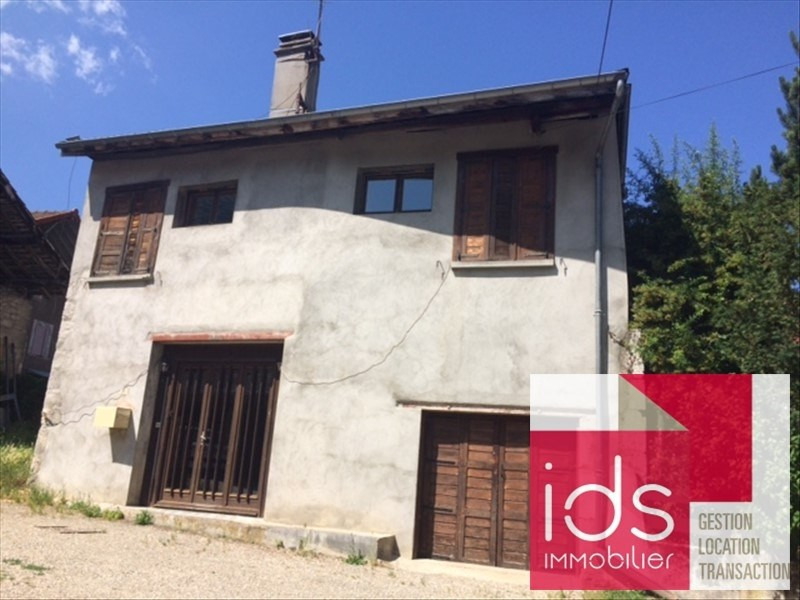 Vente maison / villa Barraux 144 000€ - Photo 1