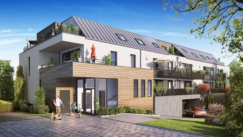 Le confidentiel programme immobilier neuf strasbourg for Immobilier strasbourg neuf