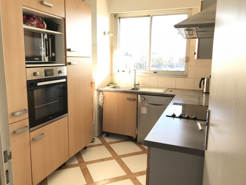 Sale apartment Courbevoie 629 000€ - Picture 3