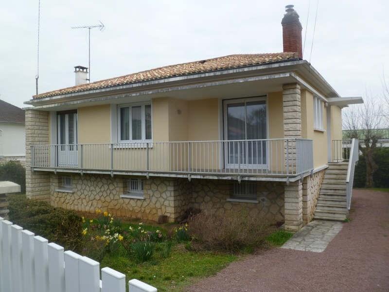 Vente maison / villa Poitiers 194000€ -  1