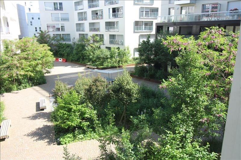 Rental apartment Boulogne billancourt 1600€ CC - Picture 9