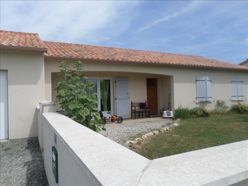 Location maison / villa Bonnes 670€ +CH - Photo 1