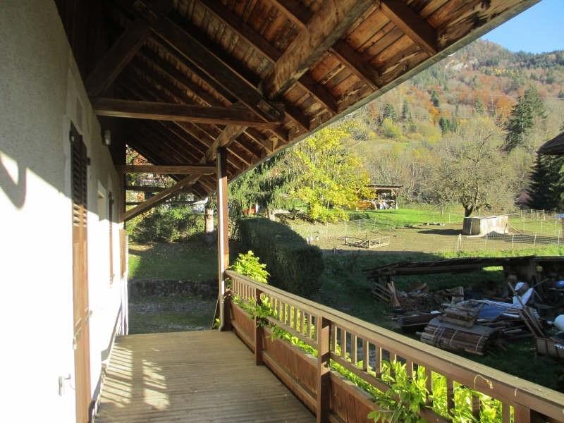 Vendita casa Serraval 349000€ - Fotografia 4