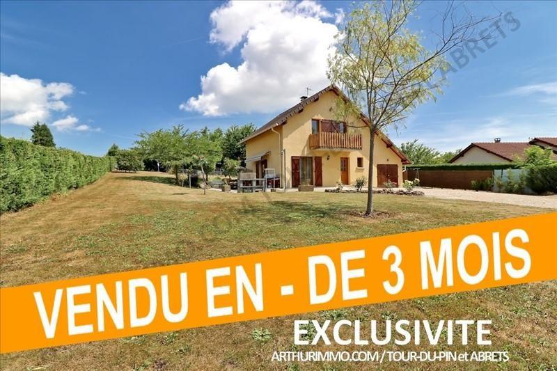 Sale house / villa La tour du pin 209000€ - Picture 7