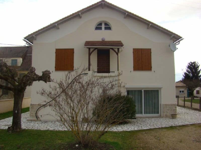 Vente maison / villa Montpon menesterol 136500€ - Photo 1