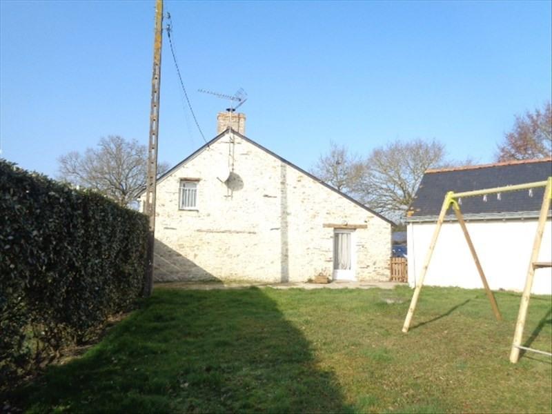 Vente maison / villa Erbray 147700€ - Photo 6