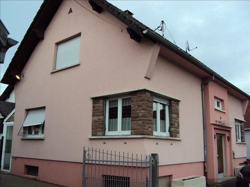 Vente maison / villa Rumersheim le haut 234000€ - Photo 7