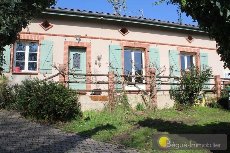 Vente maison / villa Pibrac 477000€ - Photo 1