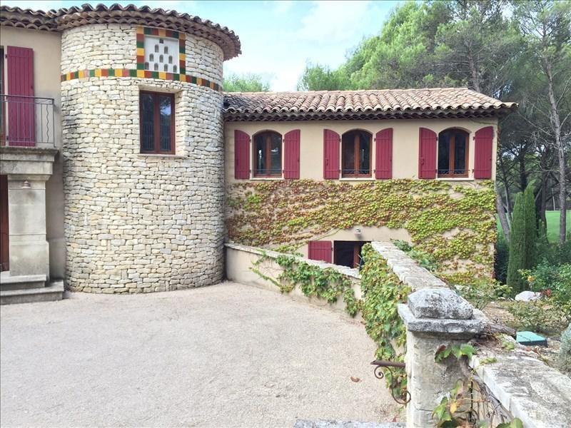Vente de prestige maison / villa Mallemort 1335000€ - Photo 2