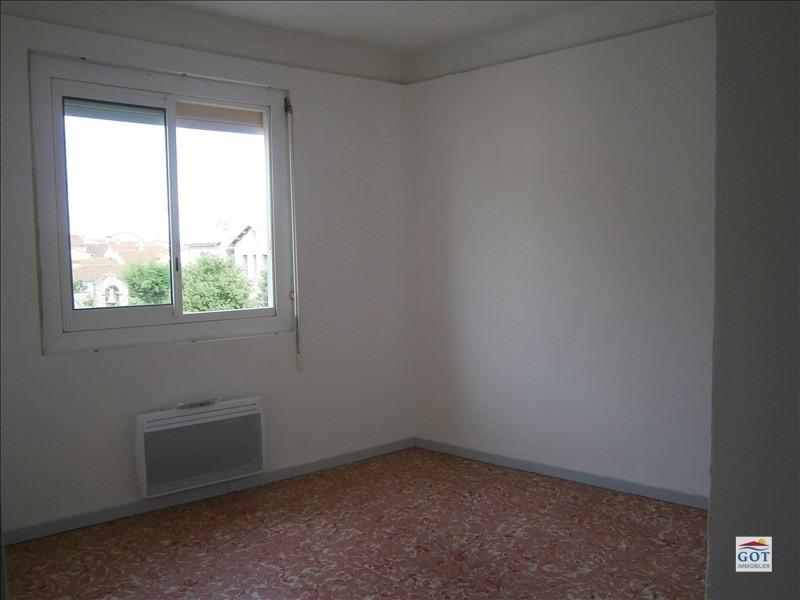 Locação apartamento Villelongue de la salanque 500€ CC - Fotografia 4