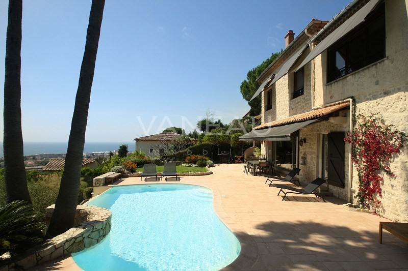 Vente de prestige maison / villa Golfe-juan 1890000€ - Photo 1