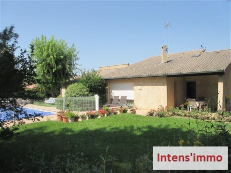 Sale house / villa Romans sur isere 349000€ - Picture 1