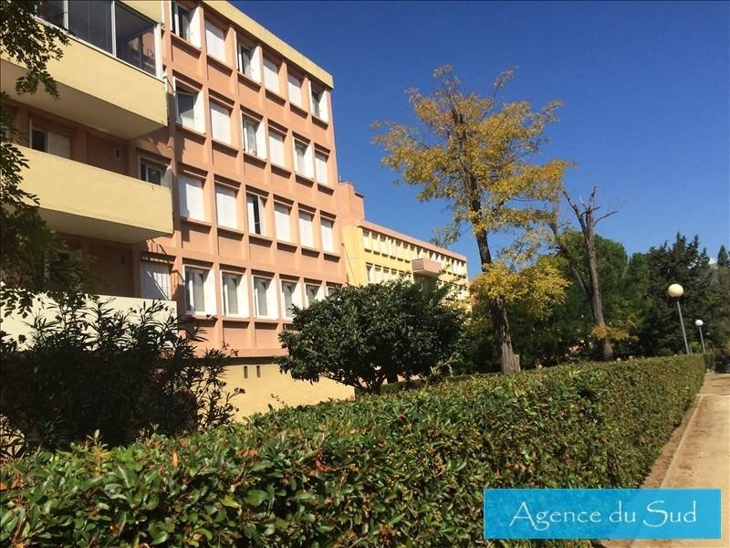 Produit d'investissement appartement Aubagne 136000€ - Photo 1