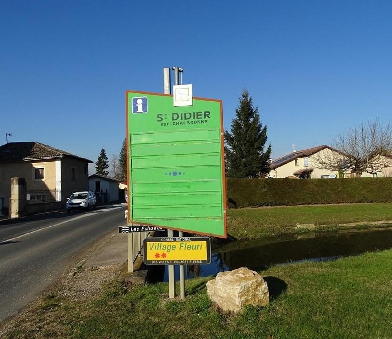 Vendita terreno St didier sur chalaronne 135000€ - Fotografia 7