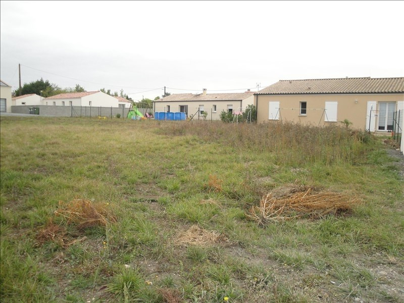 Vente terrain Niort 64 000€ - Photo 2