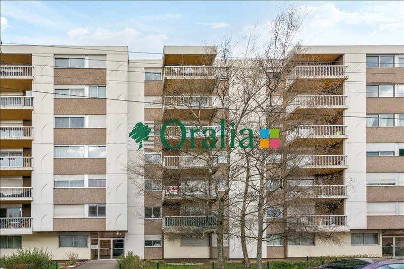 Vente appartement Dijon 109000€ - Photo 3