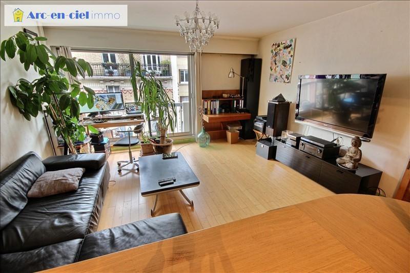 Revenda apartamento Paris 20ème 449000€ - Fotografia 5