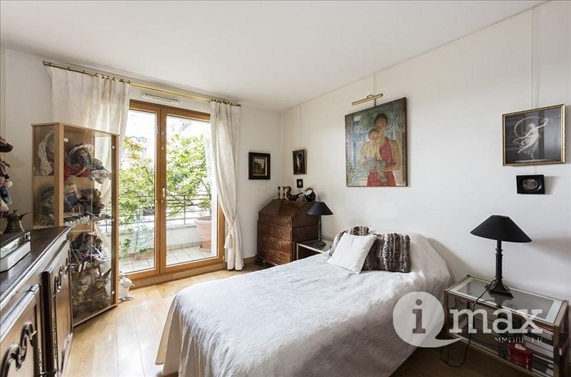Vente de prestige appartement Levallois perret 1249000€ - Photo 2