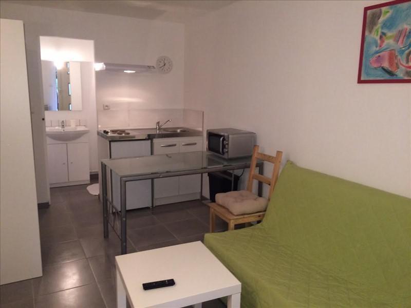 Rental apartment Venelles 450€ CC - Picture 1