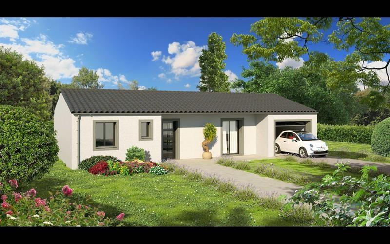 Maison  3 pièces + Terrain 264 m² Brouilla par DEMEURES DU ROUSSILLON