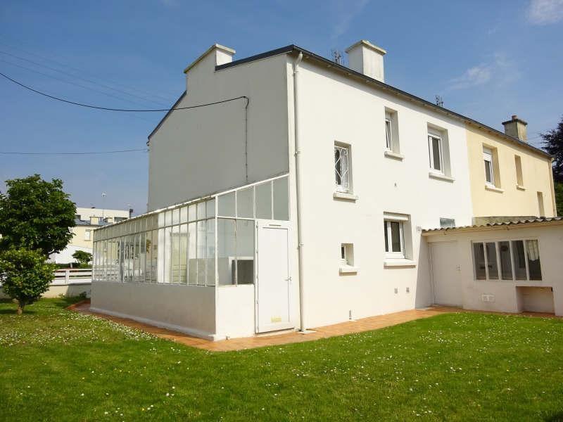 Sale house / villa Brest 131000€ - Picture 1