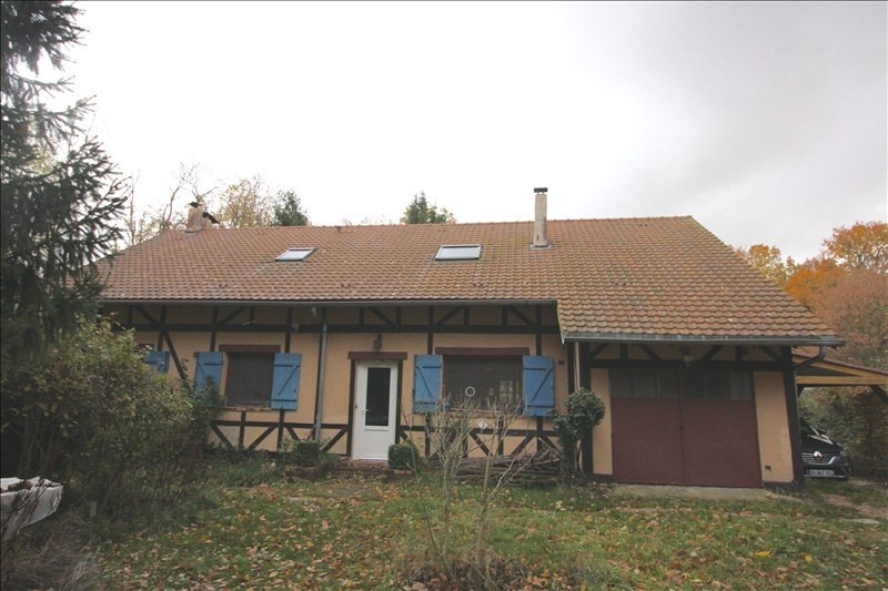 Vente maison / villa Conches en ouche 194000€ - Photo 3