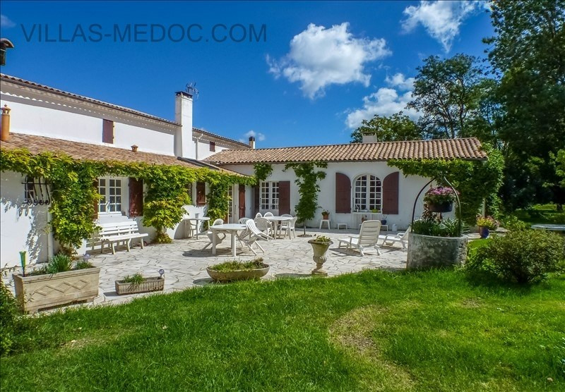 Vente maison / villa Queyrac 371 000€ - Photo 2