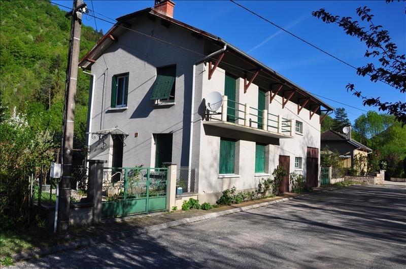 Vente maison / villa Dortan 142000€ - Photo 6