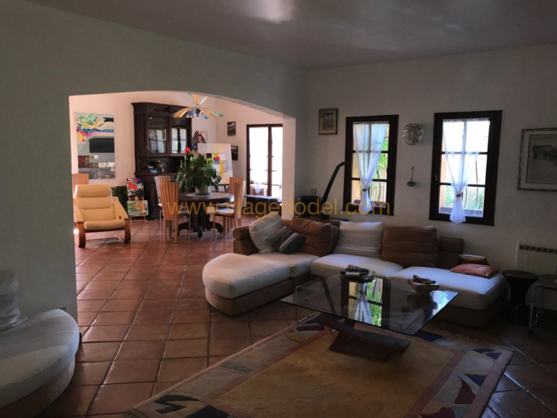 Life annuity house / villa Correns 450000€ - Picture 5