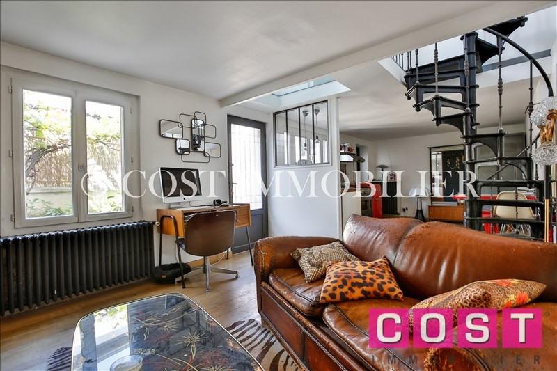 Venta  casa Asnieres sur seine 416000€ - Fotografía 1