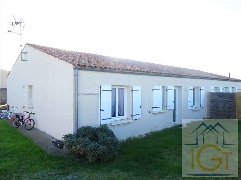Sale house / villa Dompierre sur mer 296800€ - Picture 3