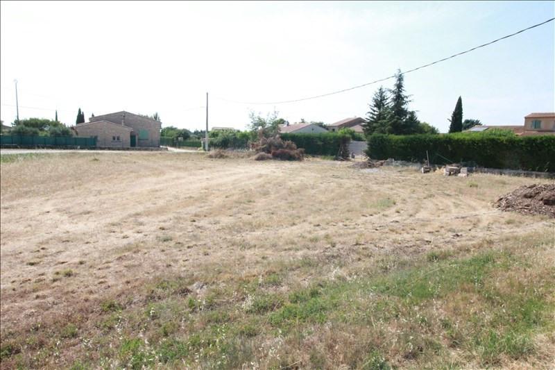 Vendita terreno Pernes les fontaines 155000€ - Fotografia 1