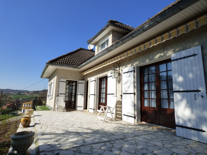 Sale house / villa Bajamont 298 000€ - Picture 1