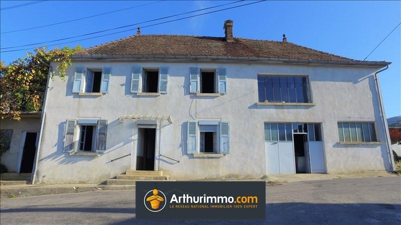 Sale house / villa Serrieres de briord 106000€ - Picture 1