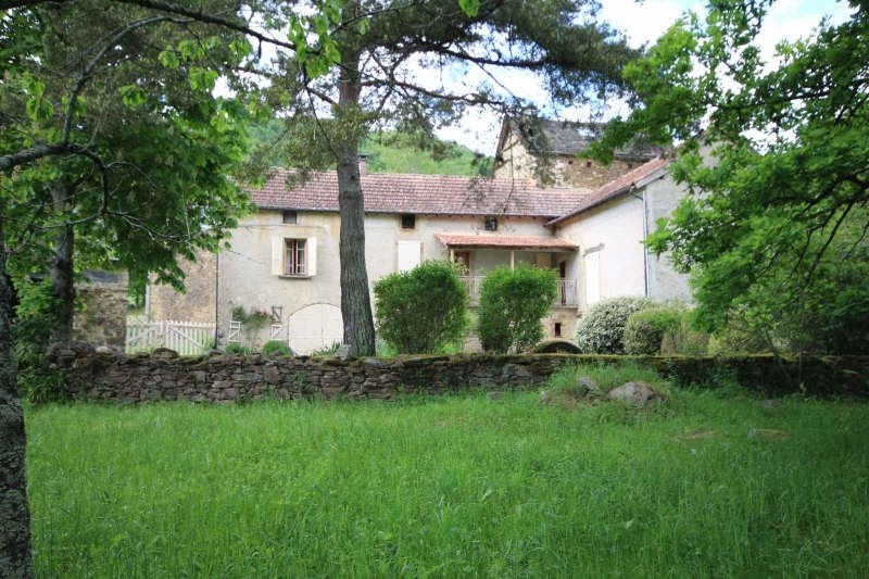 Vente maison / villa St andre de najac 195000€ - Photo 1
