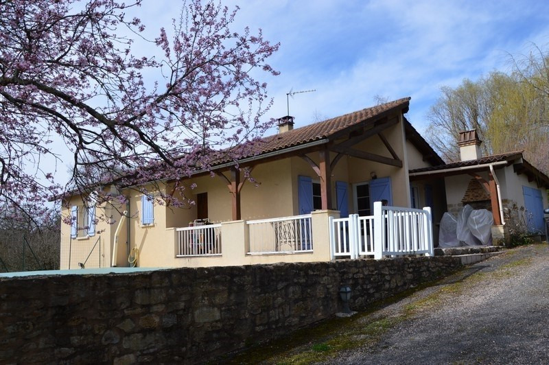 Sale house / villa Camboulit 181 050€ - Picture 9