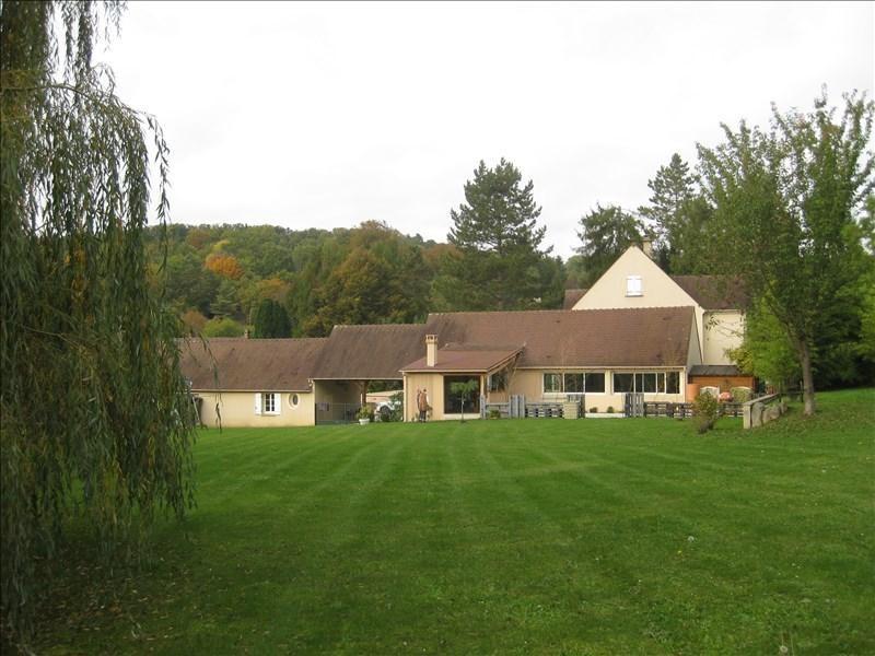 Deluxe sale house / villa Vienne en arthies 599000€ - Picture 1
