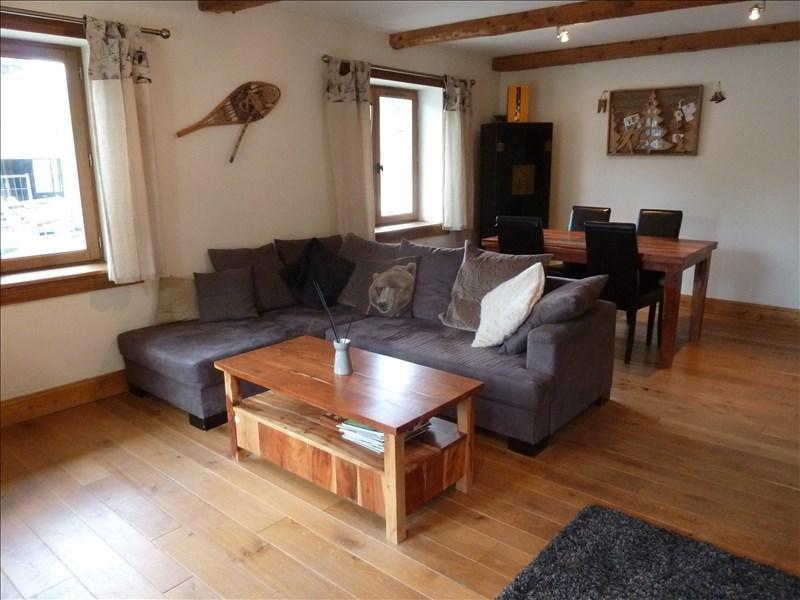 Sale apartment Essert romand 345000€ - Picture 2