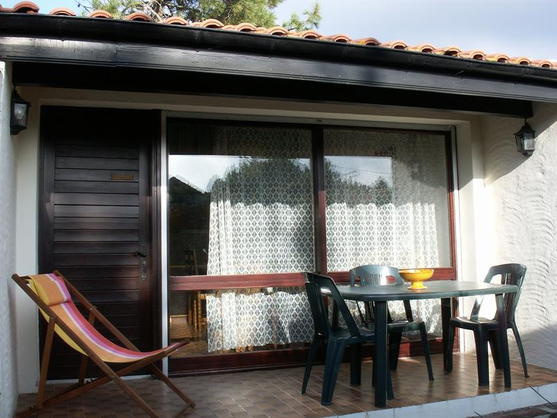 Location vacances appartement Mimizan plage 400€ - Photo 1