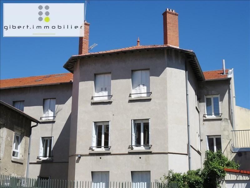Sale apartment Le puy en velay 105000€ - Picture 2