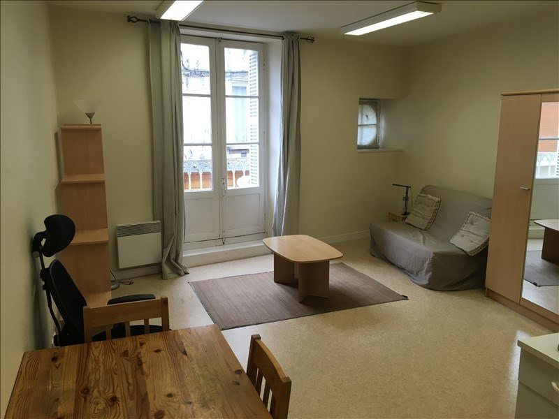 Location appartement Poitiers 409€ CC - Photo 1