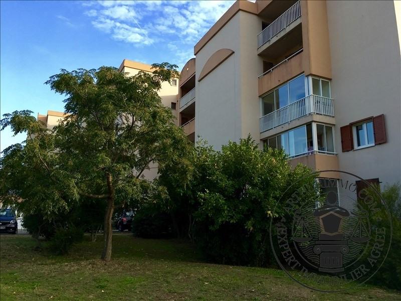 Sale apartment Ajaccio 265000€ - Picture 1