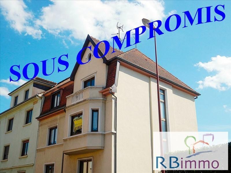 Vente appartement Schiltigheim 65000€ - Photo 1