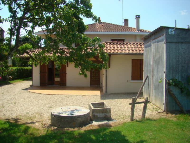 Vente maison / villa Montpon menesterol 168500€ - Photo 2