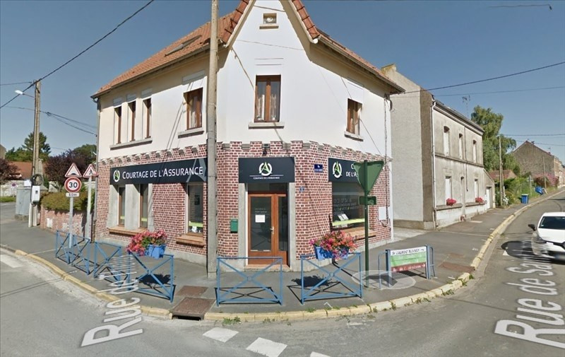 Location local commercial Roclincourt 625€ HT/HC - Photo 1