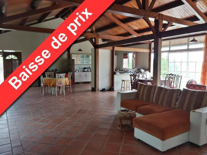 Vente maison / villa Le marin 280 900€ - Photo 1