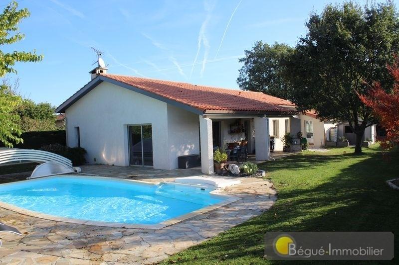 Sale house / villa Fonsorbes 466000€ - Picture 1